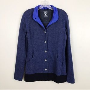 Mountain Hardware Sarafin Button Front Sweater M